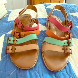 Cute Sofft sandals!